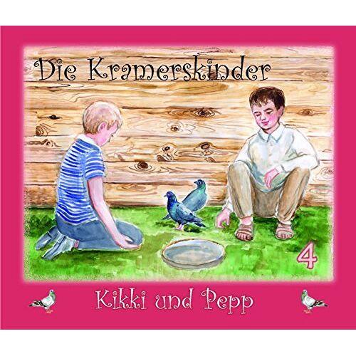 Aljona Iwotschkin - Die Kramerskinder 4: Kikki und Pepp - Preis vom 28.02.2021 06:03:40 h