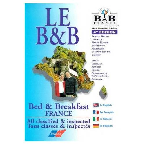 Saint-Gratien, Marie-Ange De - Bed and Breakfast (France) 1998 (French Bed & Breakfast Assoc) - Preis vom 15.04.2021 04:51:42 h