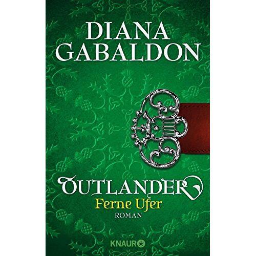 Diana Gabaldon - Outlander - Ferne Ufer: Roman (Die Outlander-Saga) - Preis vom 20.01.2021 06:06:08 h