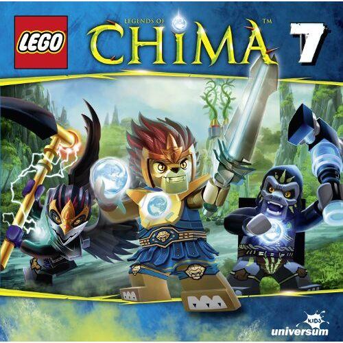 Lego Legends of Chima - Lego Legends of Chima (Hörspiel 7) - Preis vom 25.02.2020 06:03:23 h