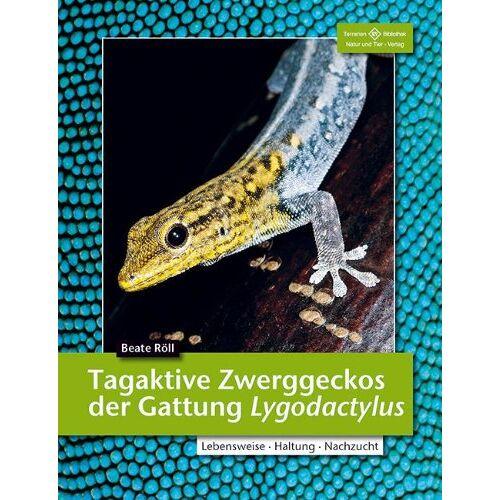 Beate Röll - Tagaktive Zwerggeckos der Gattung Lygodactylus - Preis vom 26.02.2021 06:01:53 h