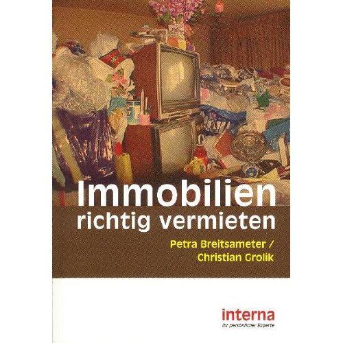 Petra Breitsameter - Immobilien richtig vermieten - Preis vom 20.10.2020 04:55:35 h
