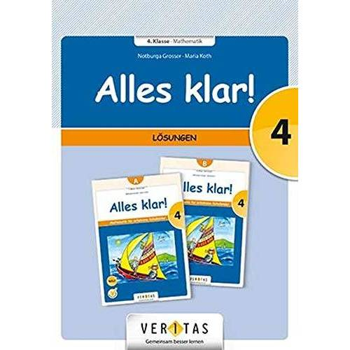 Notburga Grosser - Alles klar! 4 NEU Lösungen (gedruckt) - Preis vom 06.05.2021 04:54:26 h