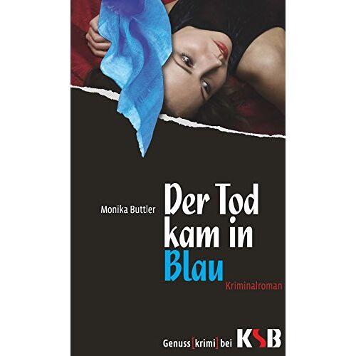 Monika Buttler - Der Tod kam in Blau - Preis vom 20.10.2020 04:55:35 h
