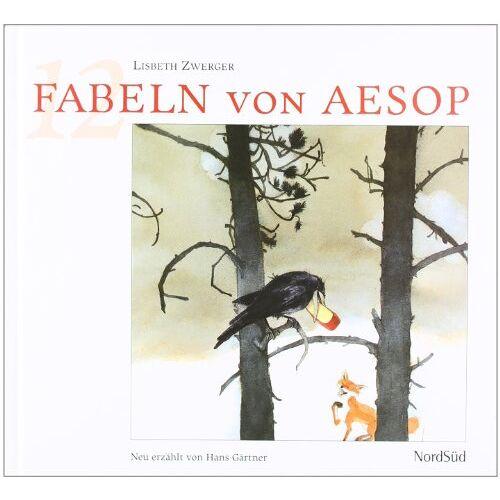 Aesop - 12 Fabeln von Aesop - Preis vom 11.04.2021 04:47:53 h