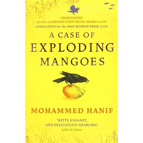 Mohammed Hanif - A Case of Exploding Mangoes - Preis vom 21.02.2020 06:03:45 h