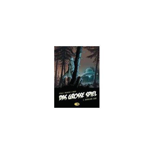 Jean-Pierre Pécau - Das grosse Spiel, Bd. 03: Brodelnde Erde - Preis vom 06.09.2020 04:54:28 h