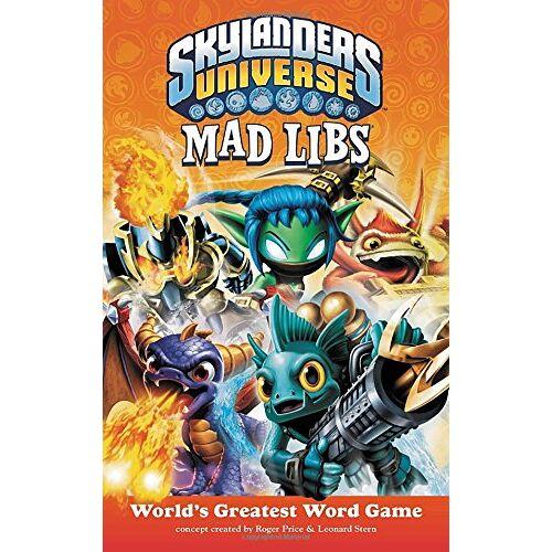 Price Stern Sloan - Skylanders Universe Mad Libs - Preis vom 13.05.2021 04:51:36 h