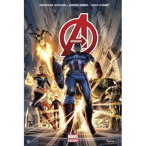 Jonathan Hickman - Avengers, Tome 1 : Avengers marvel now - Preis vom 26.03.2020 05:53:05 h