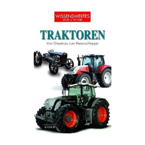 Maximilian Fritz - Traktoren: Vom Dieselross zum Riesenschlepper - Preis vom 07.05.2021 04:52:30 h