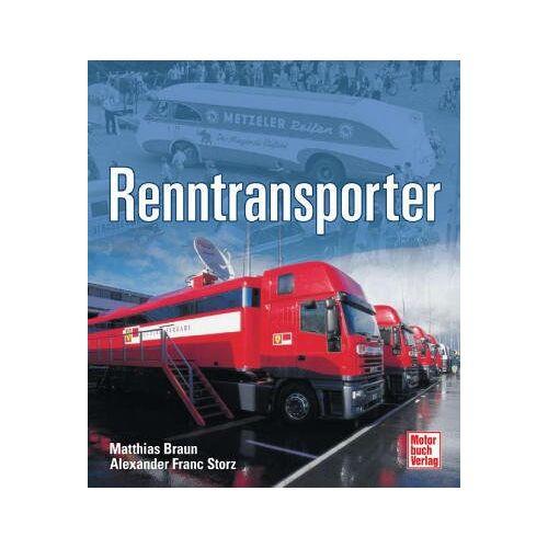 Matthias Braun - Renntransporter - Preis vom 17.04.2021 04:51:59 h