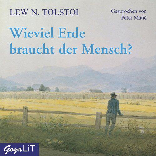 Tolstoi, Lew N. - Wieviel Erde braucht der Mensch? - Preis vom 17.04.2021 04:51:59 h
