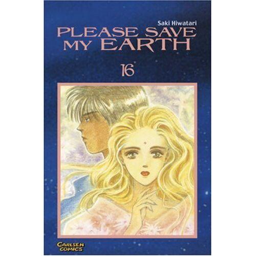 Saki Hiwatari - Please Save My Earth 16 - Preis vom 19.01.2021 06:03:31 h