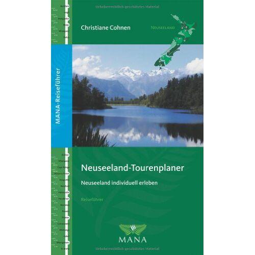 Christiane Cohnen - Neuseeland-Tourenplaner - Preis vom 23.02.2021 06:05:19 h