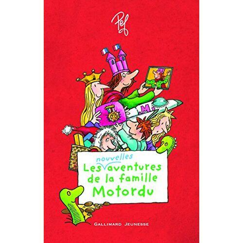 Pef - Les nouvelles aventures de la famille Motordu - Preis vom 15.01.2021 06:07:28 h
