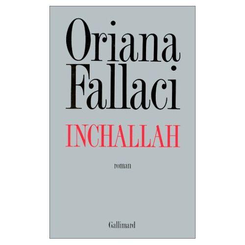 Oriana Fallaci - Inchallah - Preis vom 27.02.2021 06:04:24 h