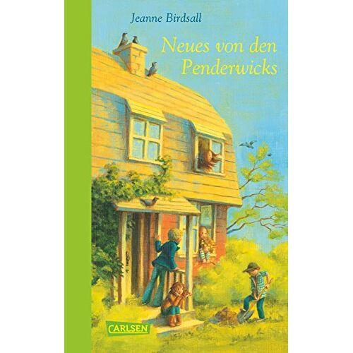 Jeanne Birdsall - Die Penderwicks, Band 4: Neues von den Penderwicks - Preis vom 18.10.2020 04:52:00 h
