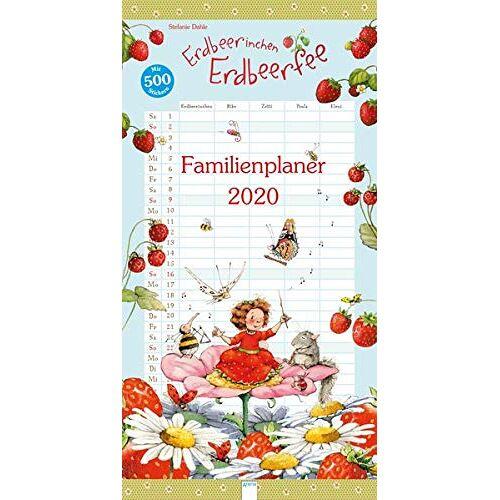- Erdbeerinchen Erdbeerfee. Familienplaner 2020 - Preis vom 20.10.2020 04:55:35 h