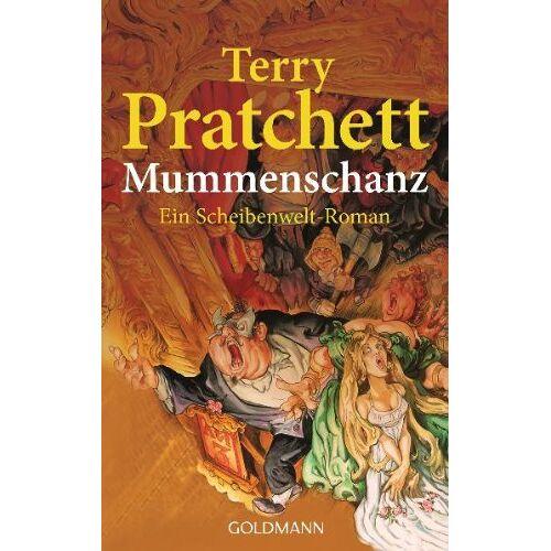 Terry Pratchett - Mummenschanz: Ein Scheibenwelt-Roman: Ein Roman von der bizarren Scheibenwelt - Preis vom 11.05.2021 04:49:30 h