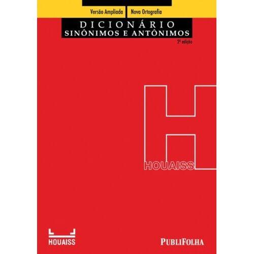 - Dicionário Houaiss De Sinonimos E Antonimos (Em Portuguese do Brasil) - Preis vom 08.05.2021 04:52:27 h