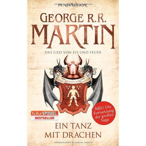 Martin, George R. R. - Das Lied von Eis und Feuer 10: Ein Tanz mit Drachen - Preis vom 05.09.2020 04:49:05 h