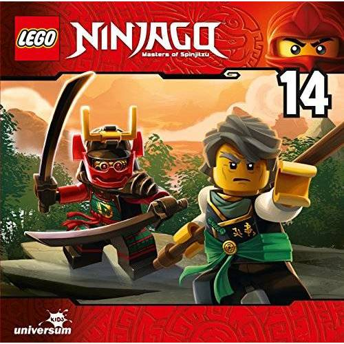 Lego Ninjago-Masters of Spinjitzu - Lego Ninjago (Cd14) - Preis vom 26.01.2020 05:58:29 h