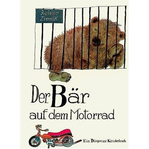 Reiner Zimnik - Der Bär auf dem Motorrad - Preis vom 22.02.2020 06:00:29 h