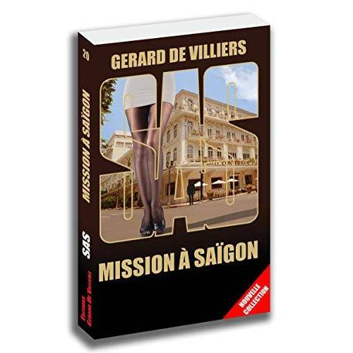 - SAS 20 Mission à Saïgon - Preis vom 25.01.2021 05:57:21 h