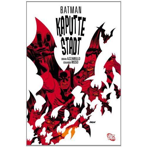 Brian Azzarello - Batman: Kaputte Stadt - Preis vom 16.05.2021 04:43:40 h