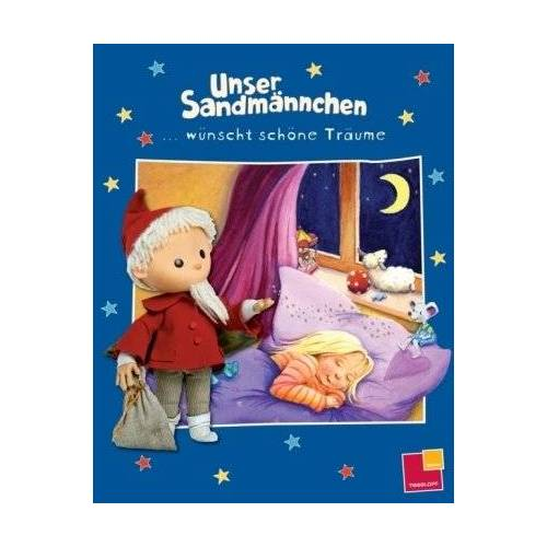Ilonka Breitmeier - Unser Sandmännchen wünscht schöne Träume - Preis vom 07.07.2020 05:03:36 h