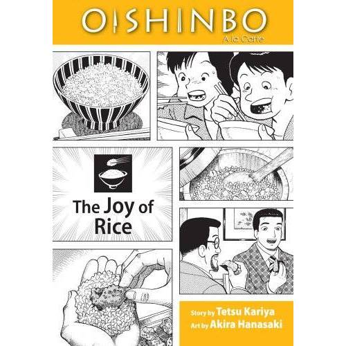 Tetsu Kariya - Oishinbo: The Joy of Rice: A la Carte (Oishinbo: a la Carte) - Preis vom 15.05.2021 04:43:31 h