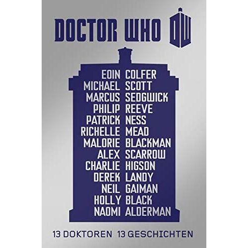 - Doctor Who: 13 Doktoren, 13 Geschichten - Preis vom 07.03.2021 06:00:26 h