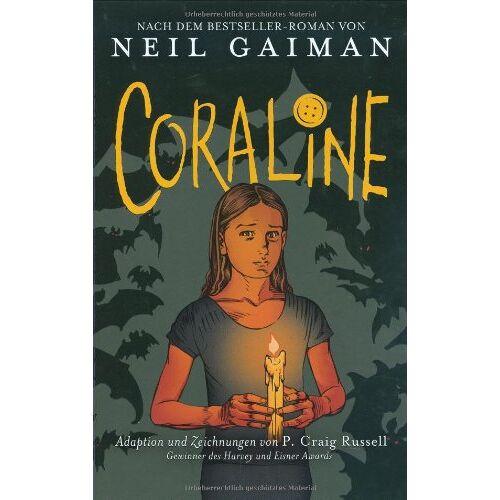 Neil Gaiman - Coraline - Preis vom 05.05.2021 04:54:13 h