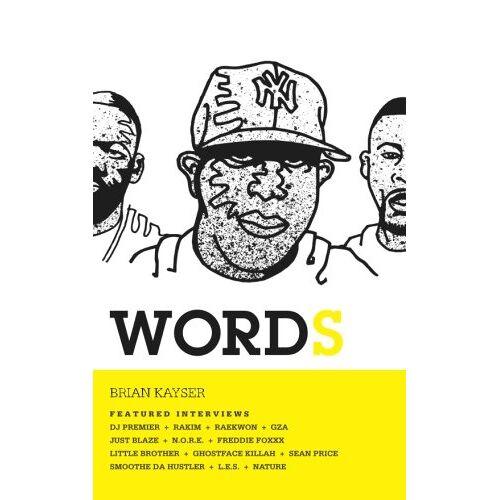 Brian Kayser - Words - Preis vom 08.05.2021 04:52:27 h