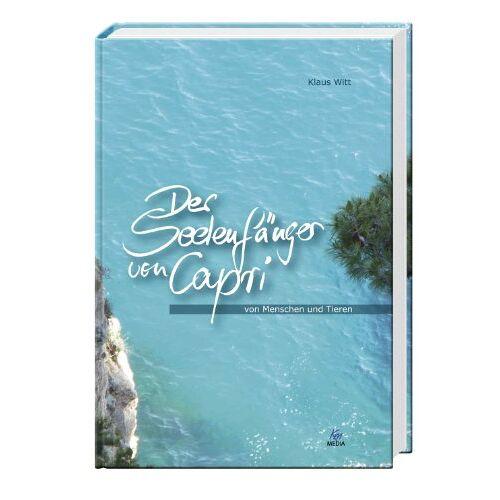 Klaus Witt - Der Seelenfänger von Capri - Preis vom 04.09.2020 04:54:27 h