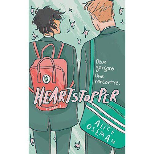 - Heartstopper, Tome 1 : Deux garçons. Une rencontre - Preis vom 21.10.2020 04:49:09 h