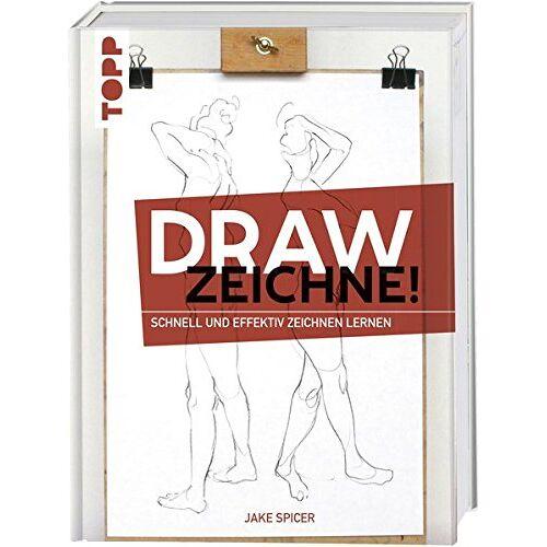Jake Spicer - Draw - Zeichne!: Schnell und effektiv zeichnen lernen - Preis vom 19.09.2020 04:48:36 h