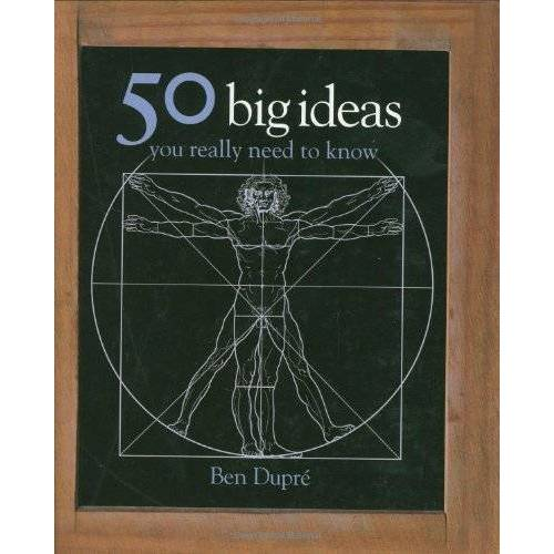 Ben Dupre - 50 Big Ideas You Really Need to Know - Preis vom 12.05.2021 04:50:50 h
