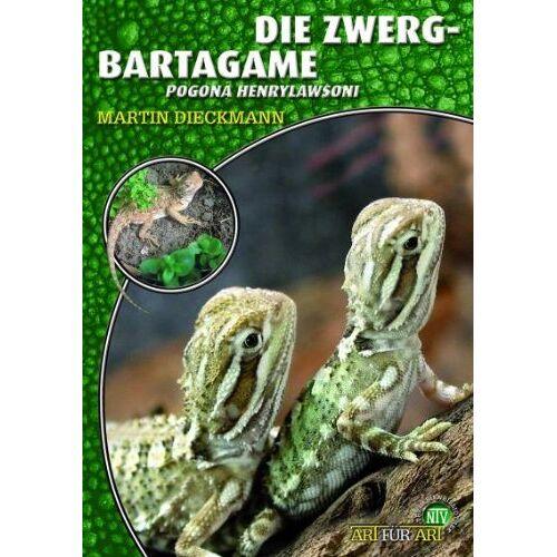 Martin Dieckmann - Die Zwergbartagame - Preis vom 14.04.2021 04:53:30 h