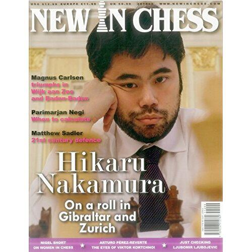 Ten Geuzendam, Dirk Jan - New in Chess Magazine 2015/2 - Preis vom 05.05.2021 04:54:13 h