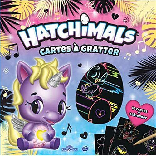 - Hatchimals - Cartes à gratter - Preis vom 20.01.2021 06:06:08 h