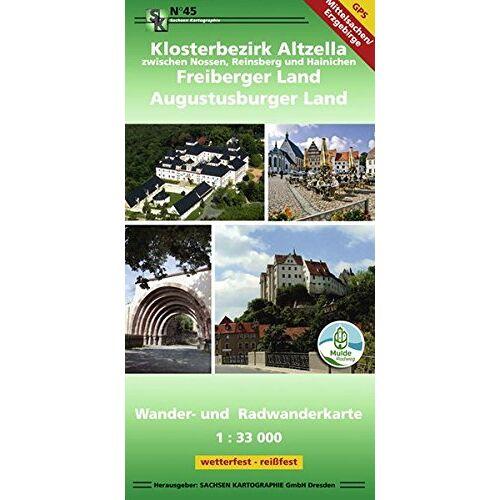 - Klosterbezirk Altzella - Freiberger Land - Augustusburger Land - Preis vom 23.02.2021 06:05:19 h