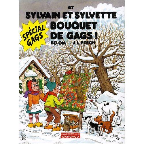 Jean-Loïc Bélom - Sylvain & Sylvette Bouquet de gags T47 - Preis vom 20.11.2020 05:59:10 h