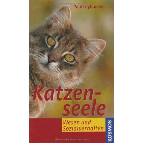 Paul Leyhausen - Katzenseele: Wesen und Sozialverhalten - Preis vom 16.04.2021 04:54:32 h