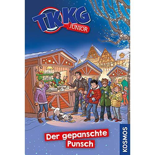 Kirsten Vogel - TKKG Junior, 11, Der gepanschte Punsch - Preis vom 01.03.2021 06:00:22 h
