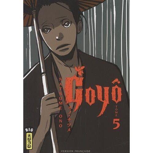 Natsume Ono - Goyô, Tome 5 : - Preis vom 17.01.2021 06:05:38 h