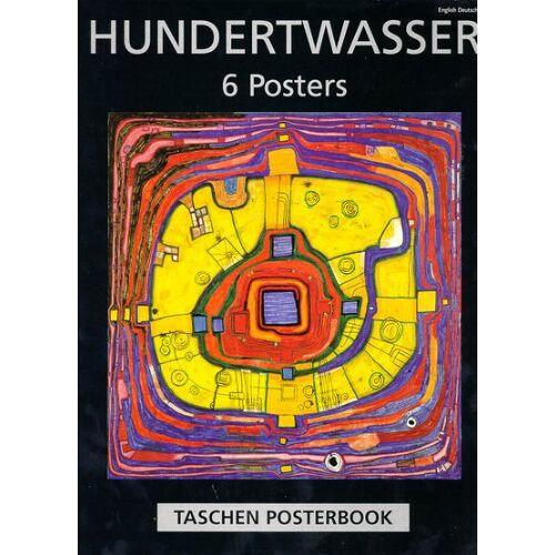 Friedensreich Hundertwasser - Hundertwasser. Posterbook. Englische Ausgabe (Hors Collection) - Preis vom 18.10.2020 04:52:00 h