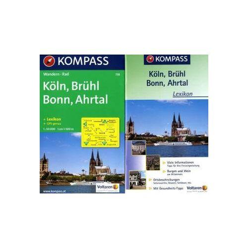 - Köln, Brühl, Bonn, Ahrtal 1 : 50 000: Wandern / Rad - Preis vom 11.05.2021 04:49:30 h