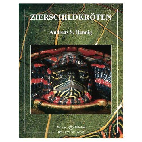 Hennig, Andreas S. - Zierschildkröten - Preis vom 20.10.2020 04:55:35 h