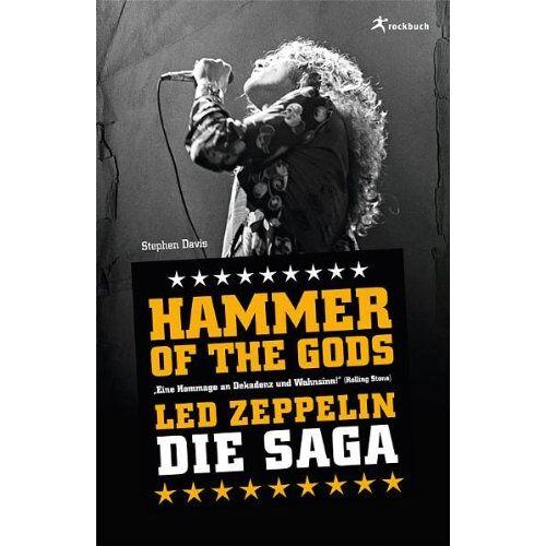 Stephen Davis - Led Zeppelin, Hammer of Gods: Die Led Zeppelin Saga - Preis vom 25.03.2020 05:53:52 h